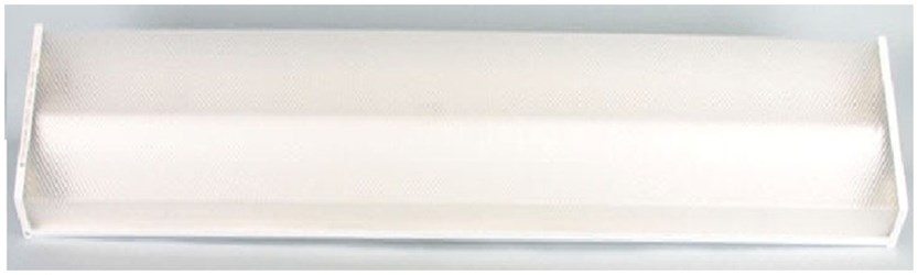 F-wr-217t8-wh Sunway 2 Bulb 120v White Surface CATSUN,F-WR-217T8-WH,78692917762