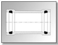 109-015 Harco 1-1/2 Pvc Repair Coupling CAT474,PRGRCJ,KOJ,RGC,RGCJ,KOCJ,