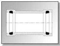 109-025 Harco 2-1/2 Pvc Repair Coupling CAT474,GJPRCL,PRGRCL,55218,KOL,RGC,RGCL,KOCL,212KO,212RC,