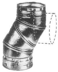 4eal Amerivent 4 90 Degree Round Elbow CAT340A,4AV90,4EAL,MFGR VENDOR: 117450,PRCH VENDOR: 117450,4E53,