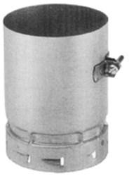 4eua-f Amerivent Round Female Universal Adapter CAT340A,4EUA-F,4EUAF,PRCH VENDOR: 117450,4E53,