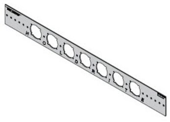 103-18 Holdrite Pexrite 1/2, 3/4, 1 Cts Galvanized Steel Pipe Support Bracket CATHOL,HR834,HRB,HRS,671119103182