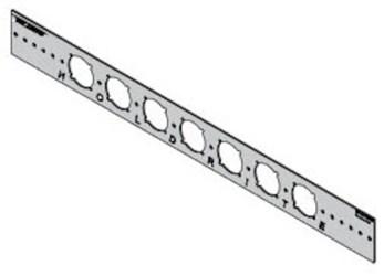 103-26 Holdrite Pexrite 1/2, 3/4, 1 Cts Galvanized Steel Pipe Support Bracket CATHOL,103-26,103-26,671119103267,BHR