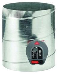 Cprd12/u Honeywell Truezone 12 Round Bypass Zoning Damper CAT330H,CPRD12/U,85267138819,CPRD12,CPRD,085267138819,