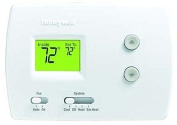Th3210d1004/u Honeywell 2 Heat/1 Cool Heat Pump Thermostat CAT330H,TH3210D1004,TH,PROTH,HW3000,3210D,PRO3000,085267261142,
