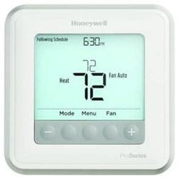 Th6320u2008 Honeywell 3 Heat/2 Cool Heat Pump, 2 Heat/2 Cool Conventional System Thermostat CAT330H,T6,HWT,085267580632,