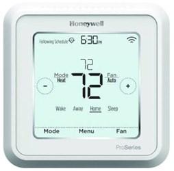 Th6320wf2003 Honeywell 3 Heat/2 Cool Heat Pump, 2 Heat/2 Cool Conventional System Thermostat CAT330H,HWT,085267706728,PRCH VENDOR: 124754,TH6320WF1005,HWT,HWFT,WFT,HW6000,PRO6000,HONTH6320WF1005,TH6320WF1005,