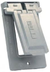 5103-1 White Vert Gfi Wp Cover CAT710,DCCGVWH,51031,VGFIW,75473738,75403085,TBDCCGVWH,50169510315