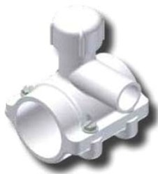 5261-17-2508-00 Continental 2 X 1 Lf Cts Compression Outlet Pvc Saddle CAT611W,01550060,5261KCG,5261KG,