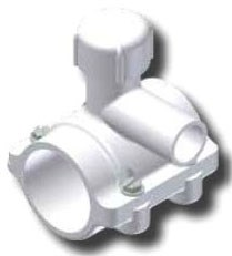 5261-21-0713 Continental 4 X 3/4 Or 1 Lf Ips F/m Slip Outlet Pvc Saddle CAT611W,5261NF,WSNF,STNF,