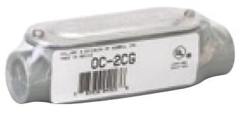 Olb-5cg Killark 1-1/2 Lb Alu Conduit Body CAT709,LB55MTC,783936480046,