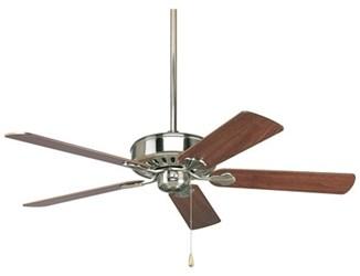 P2503-09 Airpro 52 Ceiling Fan 4822 Cfm Indoor Brushed Nickel CAT731,P2503-09,P2503-09,785247120314