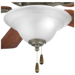 P2628-20 Trinity 3 Lt 40 Watts Light Kit Bowl Antique Bronze Steel Body/etched Glass Bowl CAT731,P2628-20,P2628-20,785247143252