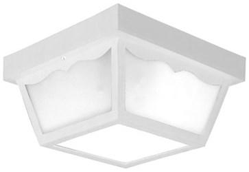 P5745-30 2 Lt White Acrylic Diffuser Semi Flush Mount CAT731,P5745-30,785247574537