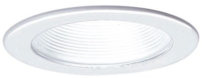 P8044-28 Progress 4 White Incandescent Down Light Trim Kit CAT731,P8044-28,P804428,TRIM4,785247804412