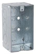 670rac Raco 16.5 Cu In Gray Electrical Box CAT710,670RAC,71021270,50169906705
