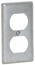 864 Duplex Rec Handy Box Cover CAT710,864,100DR,ERP,71002018,TB58C7,58C7,50169008645
