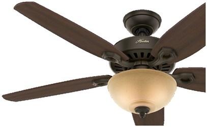 53091 Builder Deluxe 52 Ceiling Fan Indoor Bronze CATCAS,PRCH VENDOR: BEST,049694530912