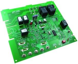Icm281 Icm 7-5/8 X 8-1/2 X 3/4 98 To 132 Volts Control Board CAT330I,ICM281,CCB,800442002811