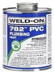 14018 Ips Corp. 1/2 Pint 782 Clear Pvc Cement