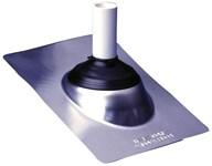 81715 Ips 3-n-1 Water-tite 45 Degree Pitch Aluminum Base/elastomer Collar Roof Flashing CAT308,81715,012181817155,3N1,717510383751