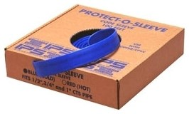 83413 Ips Corp Water-tite 25ml 2-1/2 X 50 Blue Pipe Sleeve CAT308,83413,POSB,P0SB,012181834138,717510383751
