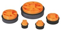 86400 Ips Corporation Test-tite 4 Or 3 T-cone Test Plug CAT308,TPN,TP4,012181864005,717510383751
