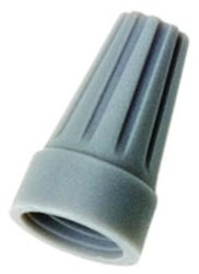 Wt1-1 Ideal Wire Twist Connector Grey Box100 CAT736,WT1-1,781789610009,GWN,WT11,