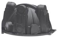 Q4stde Infiltrator Quick 4 Standard End Cap CAT467GG,Q4STDE,