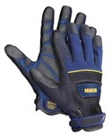 432001 Irwin Tools Technogrip Black/blue Perforated Neoprene Glove L CAT521,432001,024721010230,IRGL,52100170,IWG