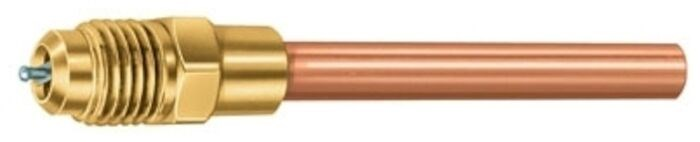 A31004 3/16 Idx1/4 Od Copper Tube Extension Sae Flare CAT380JB,684520335608