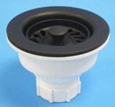 Jbc102m Jb Industries 4-1/2 X 3-3/8 Matte Black Basket Strainer CATJBP,644132062873,