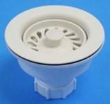 Jbc103m Jb Industries 4-1/2 X 3-3/8 Matte Biscuit Basket Strainer