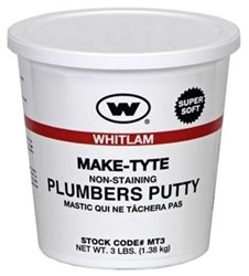 Mt1 J.c. Whitlam Make-tyte 14 Oz Stainless Putty CAT274,MT1,688544010282