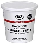 Mt5 J.c. Whitlam Make-tyte 5 Lb Stainless Putty CAT274,688544050288,MT5