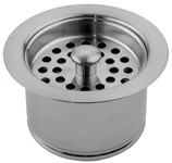 2829-pn Jaclo 3-1/2 Polished Nickel Disposal Flange CATJAC,2829-PN,020111965432,