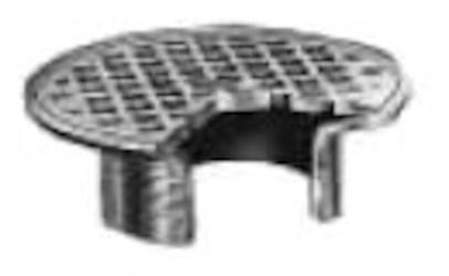 """A05nb Jrs 5""""round Nickel Bronze Strainer & Grate CAT424JR,A5,A5U,A05U,A05-U,A5-U,A5NB,A5NBU,A5NB-U,A05NB-U,A05NBU,42597805,SNB5,"""