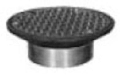 """A06nb Jrs 6""""round Nickel Bronze Strainer & Grate CAT424JR,A06,A6,A6NB,A6U,A6-U,A06U,A06-U,A6PB,A6PB-U,A06PB,A06PB-U,42597800,SNB6,727753255982"""