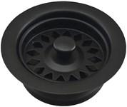 B03005 Jones Stephens Flat Black Disposal Flange