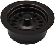 B03406 Jones Stephens Oil Rubbed Bronze Disposal Flange CAT250,B03-406,717510034066