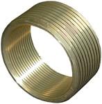 1141 3/4x1/2 Brass Face Bushing Male Threadedxfemale Threadedd01041 CATPAS,8139,1141,P110F128,BFBFD,D01041,FB34-12,25032608,FB,JOND01041,671451114105,717510014419,