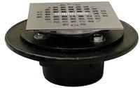 D60499 2 Cast Iron Shower Drain CAT423,D60,D60499,717510604993,CISD,SDK