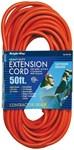 E25-006 12/3 50 Rd Orange Ext Cord Ul