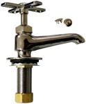 F39002 Jones Stephens Chrome Plated 1 Hole Lf Basin Faucet