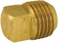 7422 3/8 Yellow Brass Pipe Plug Male Threaded P10096 CATPAS,P10096,717510100969,BRGC,BRG38,JONP10096,671451407542