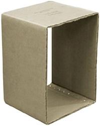 T40004 14-1/2x11-5/16x6 Coated Cardboard Tub Bx CAT250,T40004,717510800043,06440523,013805,34030,03875331330631330,3837,TB1,30610033,TX2,TB12,T40004,19628007,
