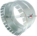 A1456 Joval Metal 10 Pre-fabricated Metal Damper Start Collar CAT342J,1456,70526111800,JV1456,SCD10,JSCD10,QSCD10,DUSCD10,190D,190D10,1450,145010,500D,500D10,120D,120D10,DSC10D,705261118005