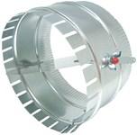 A1458 Joval Metal 14 Pre-fabricated Metal Damper Start Collar CAT342J,1458,70526111820,JV1458,SCD14,JSCD14,QSCD14,DUSCD14,190D,190D14,1450,145016,500D,500D14,DSC14D,705261118203