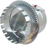 A1653 D-w-o Joval Ductboard 7 Pre-fabricated Metal Damper Start Collar CATD342J,705261122903,JV1653,DB7,JDBSCD7,195D7,195D,261FS-7,261FS7,1650,16507,DBSCD7,DUDBSCD7,QDBSCD7,DSCD7,1653,500DBD,500DBD7,CATD342J