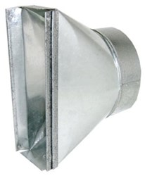 A3002 Joval 10 In X 3-1/4 In 6 In Stack Boot CAT342J,705261130403,JV3002,JHA,SHA,RHA,STACK